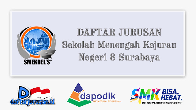 Daftar Jurusan SMK Negeri 8 Surabaya