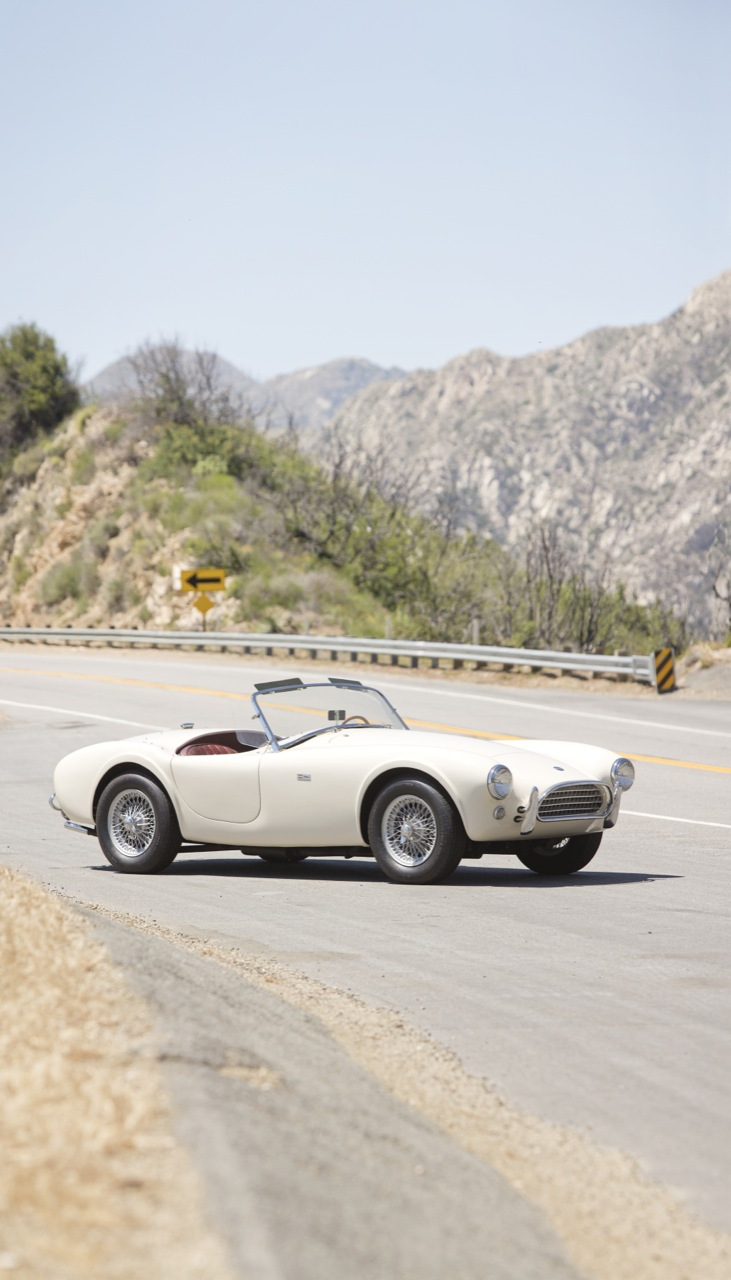 © Automotiveblogz: 1963 Shelby 289 Cobra Photos