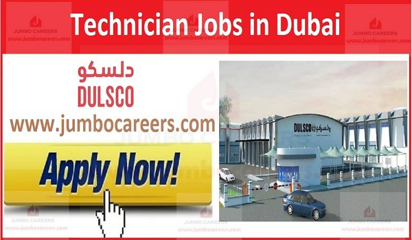 Current Job vacancies in Gulf countries,