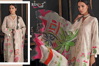 Rinaz Fashion Charizma Vol 4 Pakistani Suits  Wholesaler
