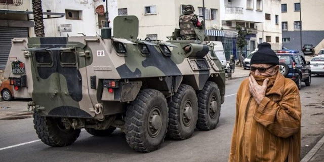 بعد إغلاق فرنسا.. الحجر الصحي الشامل يدق أبواب المغرب في رمضان وهذه أبرز معالمه
