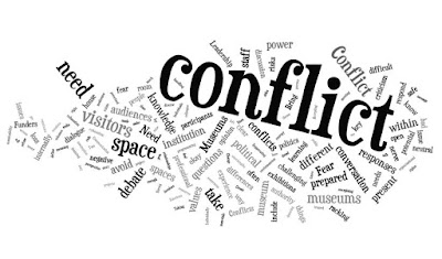 How to Work Conflict Into Your Writing