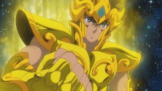 Os Cavaleiros do Zodíaco Alma de Ouro Episódio 01 Dublado