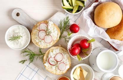 Pasty kanapkowe w 3 minuty