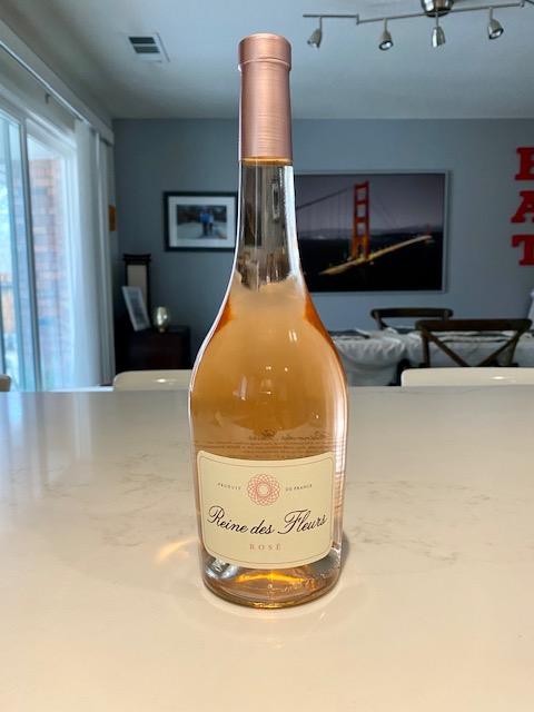 Reine des Fleurs Rose Wine