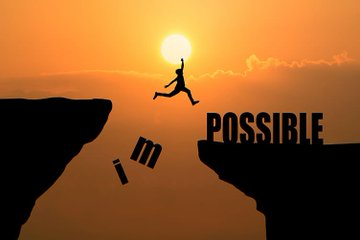 NO impossible mission • Never give up!