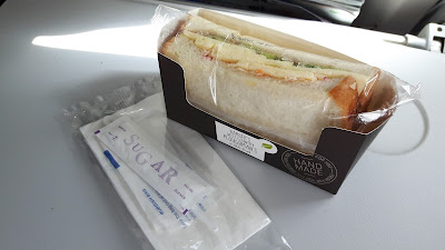 british airways meal
