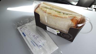 british airways meal