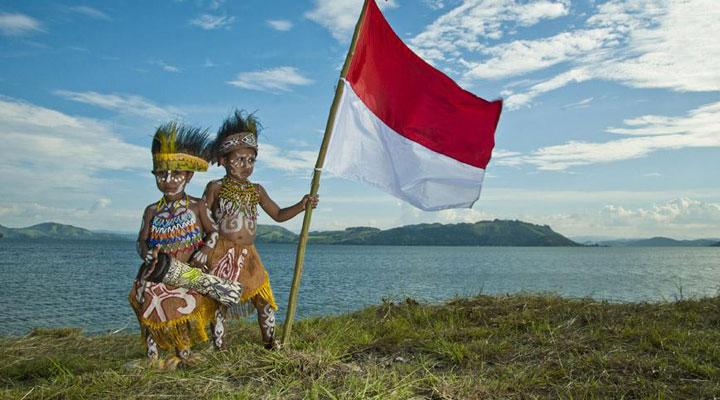 Papua Merupakan Bagian NKRI