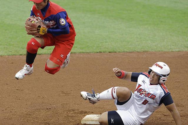Como funciona o softbol na Olimpíada de Tóquio