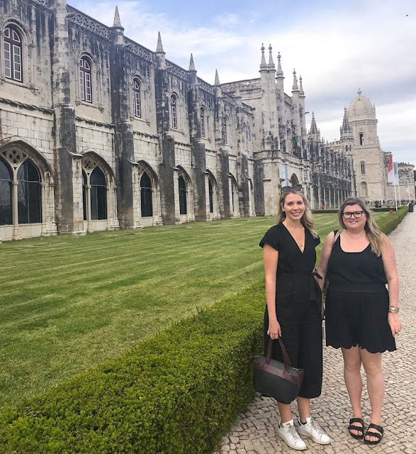 Me and My Sister in Belem