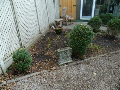 Cabbagetown Backyard Fall Cleanup After by Paul Jung Gardening Services Inc.--a Toronto Organic Gardening Company
