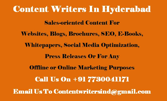Bloggers In Hyderabad