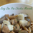 One Pan Chicken Marsala Pasta