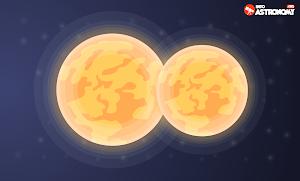 Apa yang Terjadi Jika Dua Bintang Bertabrakan?