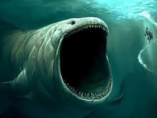 Deretan Fenomena Aneh dan Menggemparkan Dunia yang Terjadi di Bawah Laut