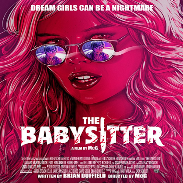 The Babysitter, The Babysitter Synopsis, The Babysitter Trailer, The Babysitter Review, Poster The Babysitter