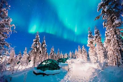 Kakslauttanen Arctic Resort - Finlandia