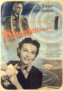 30 December 1940 worldwartwo.filminspector.com Wunschkonzert Ilse Werner