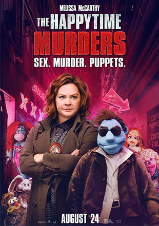 The Happytime Murders 2018 Dual Audio In Hindi English HDRip 480p
