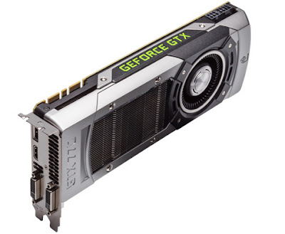 Nvidia GeForce GTX 770ドライバーダウンロード