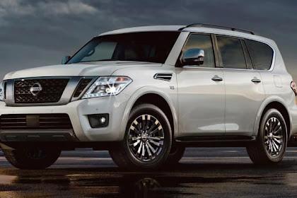 2020 Nissan Armada Review, Specs, Price
