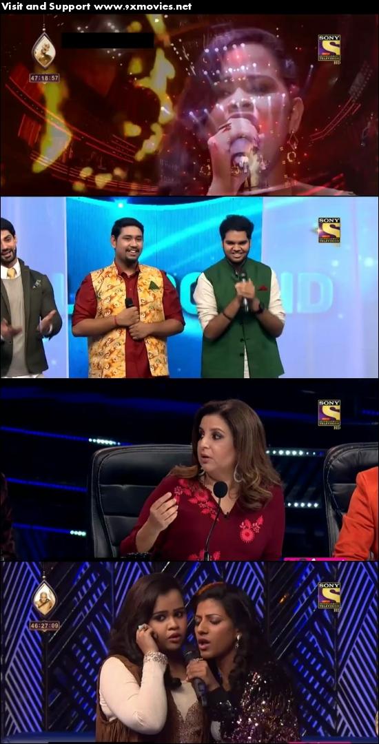 Indian Idol 21 Jan 2017 HDTV 480p
