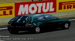 Gran Turismo 2 - Citroën Saxo 1.6i VTS - Video & Gallery