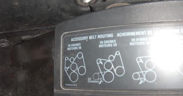 Chevy Truck Belt Diagram on Chevy 350 Serpentine Belt Diagram