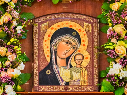 День Казанской иконы Божией Матери 4 ноября 2020 года