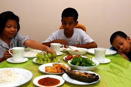 Sahur Puasa Yang Seru dan Histeris Ramadhan 1441 H