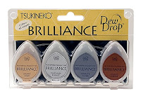 Brilliance Dew Drop Inkpads