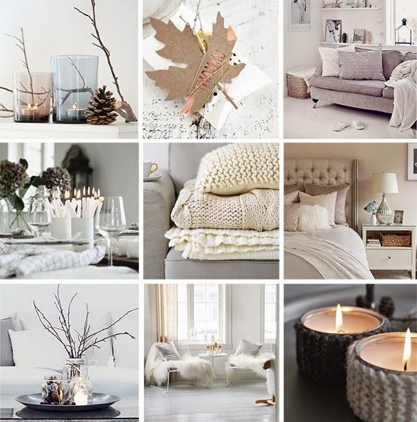 casas invierno decoración homepersonalshopper