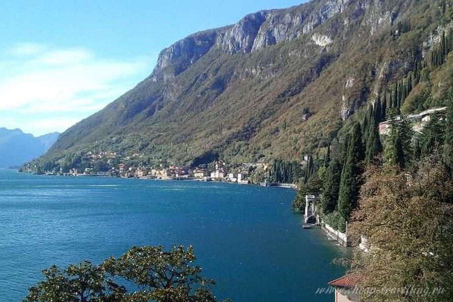 Виды в Италии