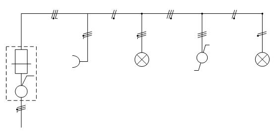 praktikum instalasi listrik penerangan pengawatan