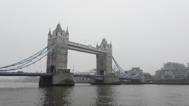 Trip do Londýna
