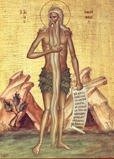Oração de Santo Onofre