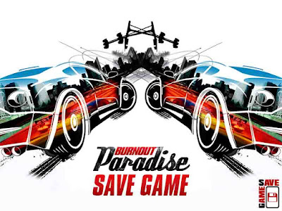 Burnout Paradise 100% Save Game