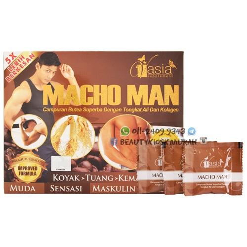 Macho Man V'asia