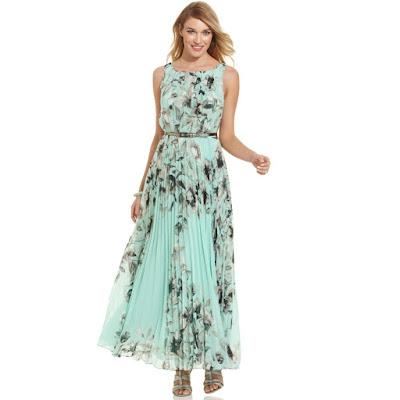 opciones de Vestidos Floreados