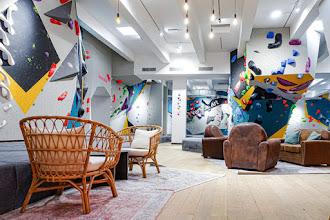 Inauguration de Vertical'Art Chevaleret le 9 juin, une salle d'escalade, un bar-restaurant, un espace de co-working, un lieu de vie !