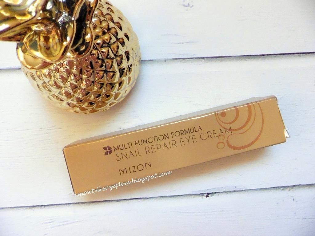 mizon-krem-pod-oczy-ze-sluzem-slimaka, mizon-snail-repair-eye-cream