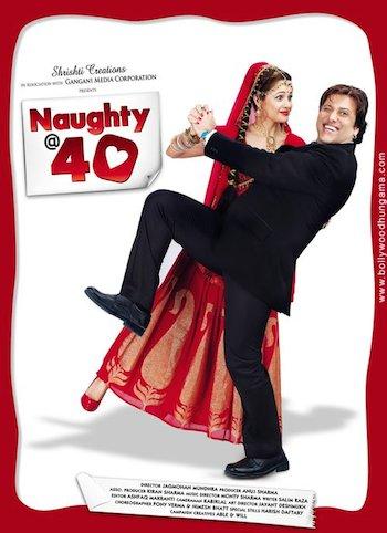 Naughty @ 40 (2011) Hindi Movie HDRip 430MB AAC