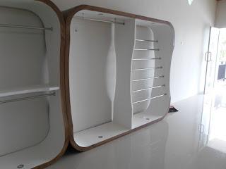 Kontraktor Furniture Toko Pakaian (Kontraktor Interior)