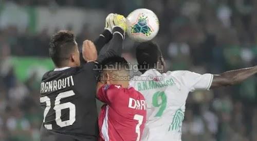 الرجاء يحقق فوز صعب وهام جدا خارج ملعبه امام فريق فيتا كلوب في دوري أبطال أفريقيا