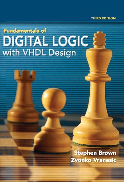 Fundamentals ,Of ,Digital ,Logic, With ,VHDL ,Design ,3rd ,Edition