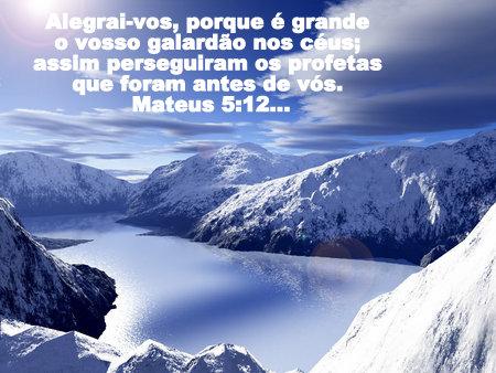 Resultado de imagem para mateus 5:12
