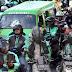 Waspada Lur, 1000 Driver Ojol Akan Penuhi Jalanan Kota Surabaya Sejak Pagi