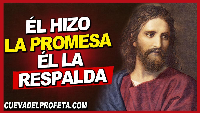 Él hizo la promesa Él la respalda - William Branham en Español