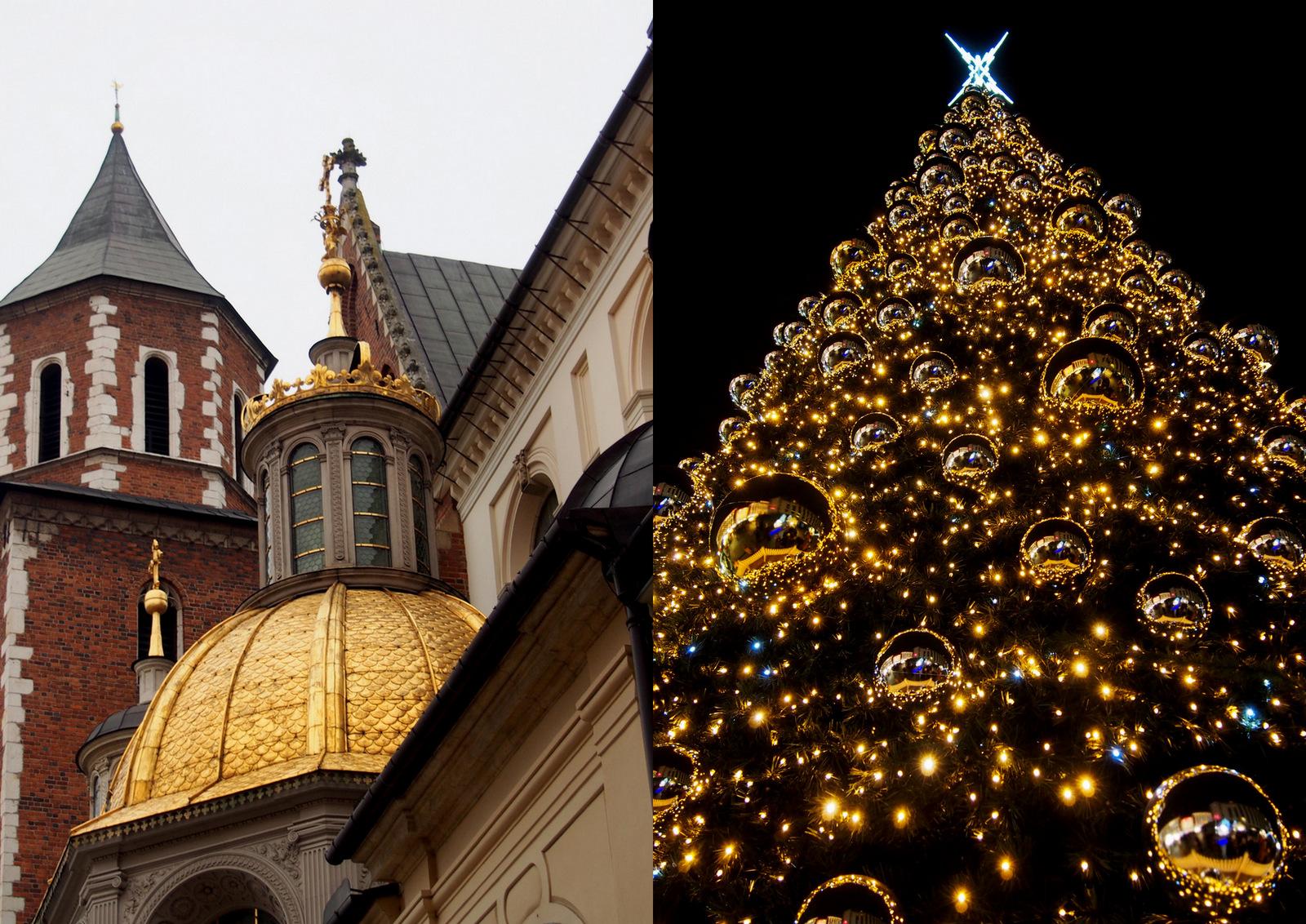 3.adventná nedeľa na vianočných trhoch v Krakowe